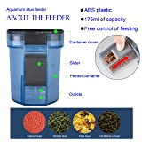 COODIA Auto Fish Food Feeder Battery Operated