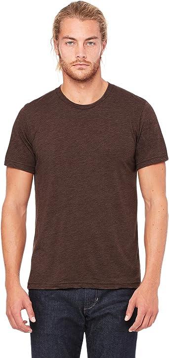 Canvas Perfect Tri-Blend Fashionable T-Shirt Bella