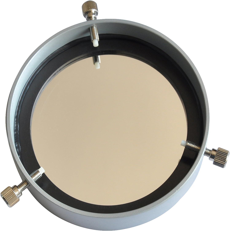 "Gosky 120mm Eclipse Solar Filter - Telescope Binocular Spotting Scope Solar Filter/Sun Filter -for Front End Outer Diameter 81-112mm (3.19""-4.41"") (Front End Outer Diameter 81-112mm (3.19""-4.41""))"