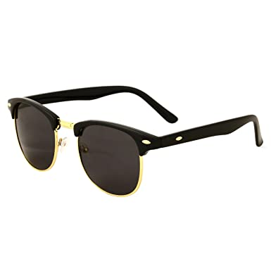 83e30324f6a04 Royal Son UV Protected Clubmaster Sunglasses For Men And Women  (WHAT1555