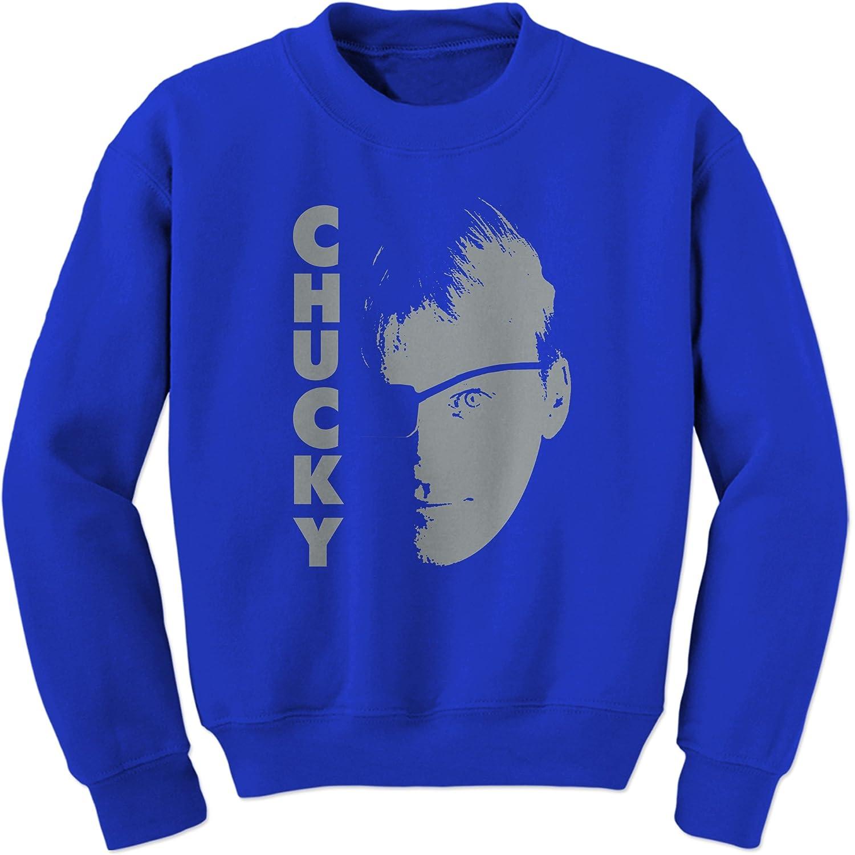 FerociTees Chucky is Back in Oakland Crewneck Sweatshirt
