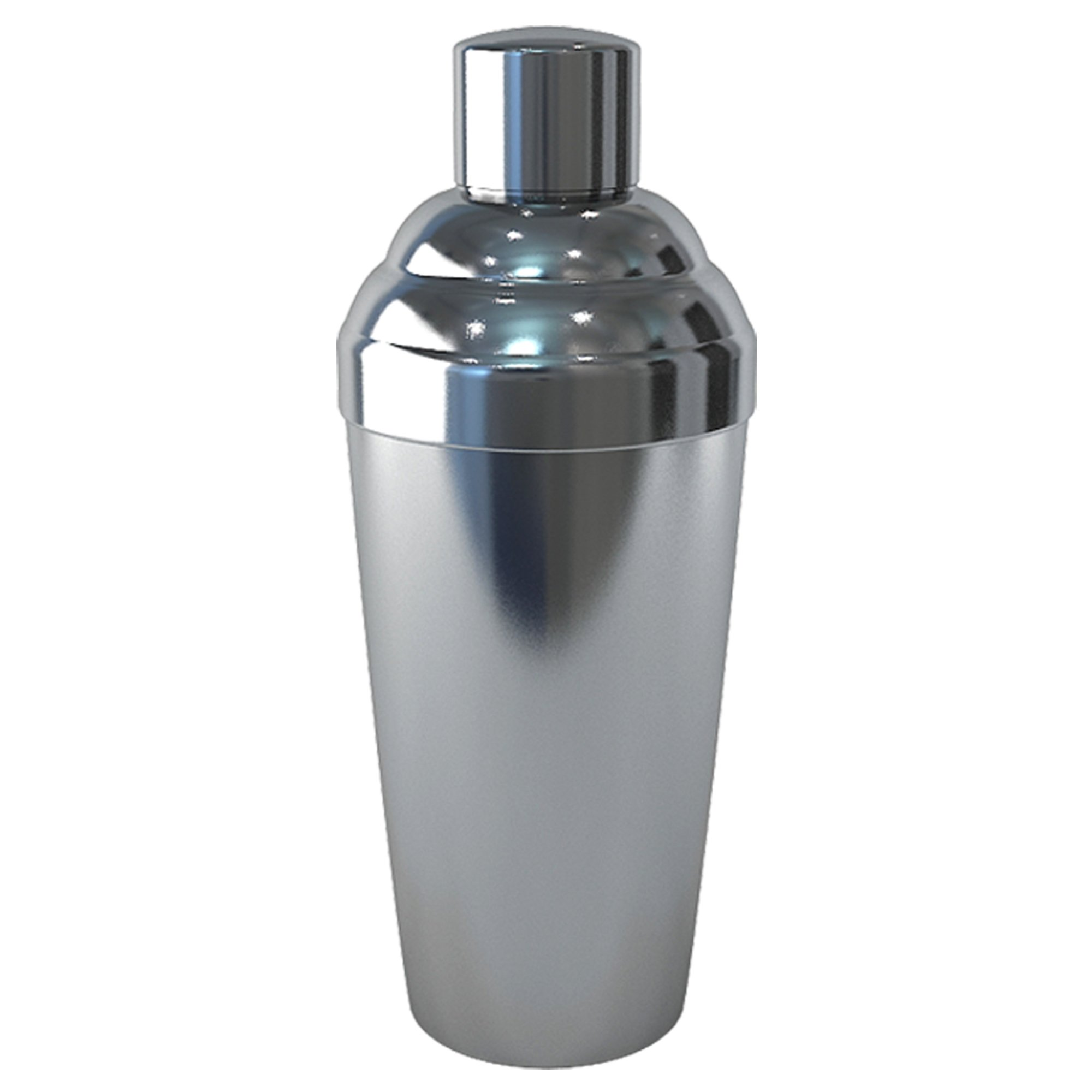 nu steel TG-CS-5B Stainless Steel Big One Cocktail Shaker 110 oz Shiny
