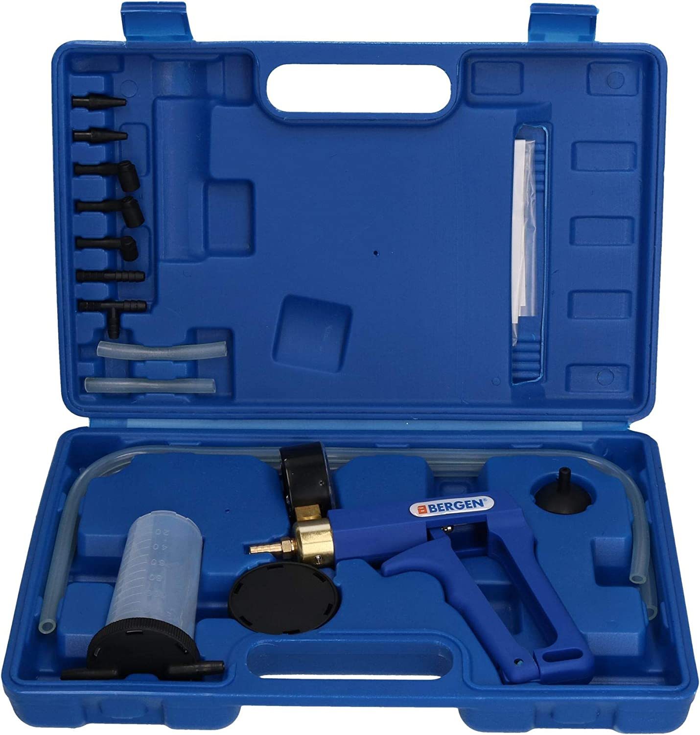Hand held Vacuum brake line pipe bleeder / bleed kit / set cars / bikes AT267