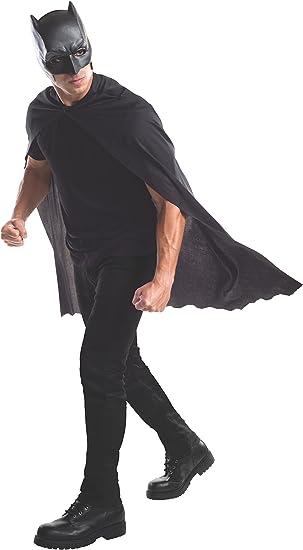 Rubies s 32670 S Oficial Batman Adultos máscara y Capa Talla ...