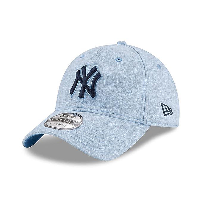 sale retailer 3dc2b 0dc93 New Era New York Yankees 2018 Father s Day 9TWENTY Adjustable Hat - Light  Blue