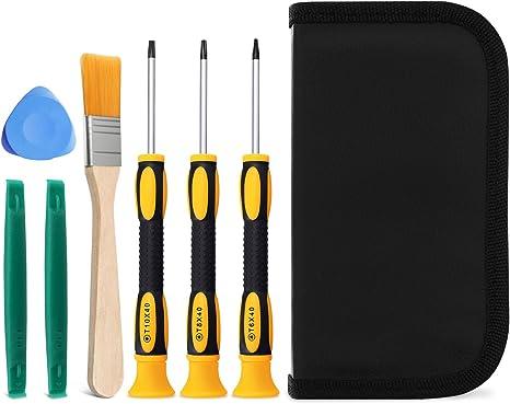 Amazon.com: Fosmon Technology – Game Controller 7 piezas Kit ...