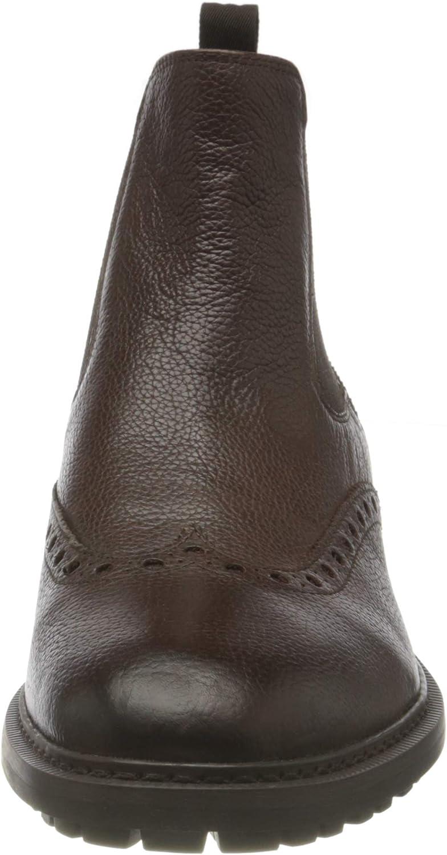 Pantalones Espinoso tablero  Geox U Brenson A, Botas Estilo Chelsea Hombre: Amazon.es: Zapatos y  complementos