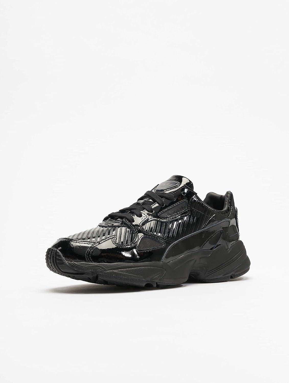 Adidas Originals Damen Turnschuhe Falcon schwarz 42 2 2 2 3 50faf8