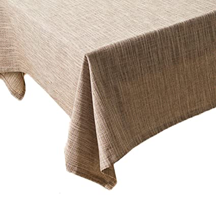 Jiele Tablecloth Dining Room Cloth Table Covers Cotton U0026 Linen Tablecloth  Japanese Art Simple Style Dining