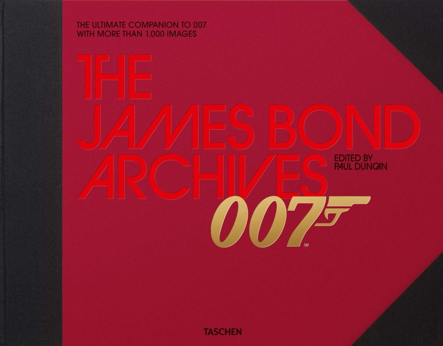 The James Bond Archives by Duncan Paul