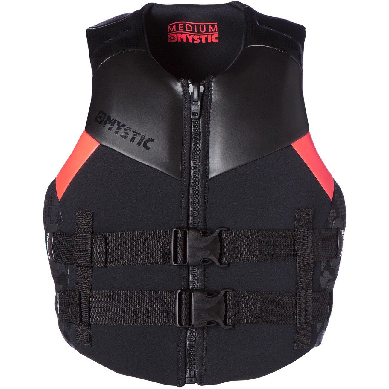 MYSTIC(ミスティック) Curve Floatation vest ISO/EN適合レディースウェイクボードベスト [35005.150590] レディース マリンスポーツウェア インパクトベスト浮力体 S  B075R8K74L