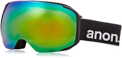 ba56a95fb424 Amazon.com   Anon 18557101040NA M2 Goggle with Spare Lens