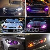 Beatto H11/H8/H9 RGB LED Headlight Bulb kit LED