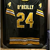 $153 » Terry O'reilly Autographed Signed Boston Bruins Autographed Custom Jersey - JSA Witness COA