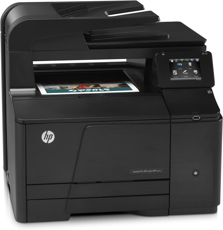 HP LaserJet 200 M276n - Impresora multifunción laser (color 14 ppm ...