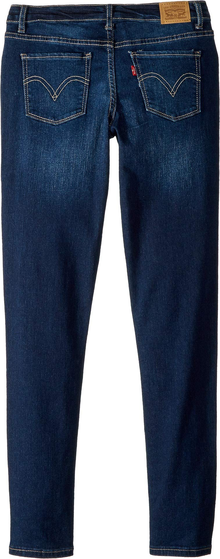Levi's Girls' Big 710 Super Skinny Fit Jeans, Atomic, 14 by Levi's (Image #2)