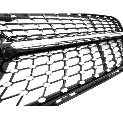 Amazon Com Bodin Diamond Grille For Mercedes Benz C Class W204 C200