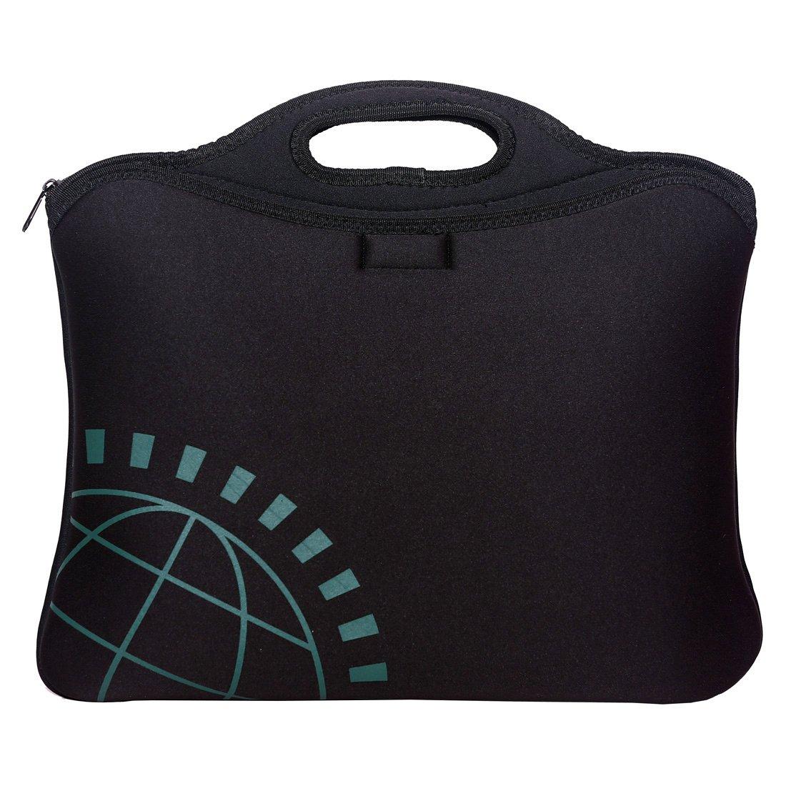 Leberna Schutzhülle für Laptops Hülle Aktentasche mit Griff 14 Zoll
