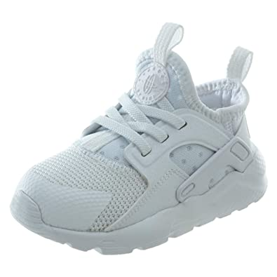 newest collection 74411 452d6 NIKE Huarache Run Ultra Toddlers  Shoes White White White 859594-100 (