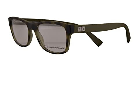 Amazon.com: Armani Exchange ax3039 anteojos 54 – 18 – 145 ...