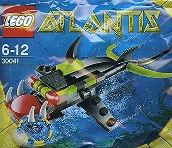 LEGO Atlantis: Piranha Establecer 30041 (Bolsas): Amazon.es ...