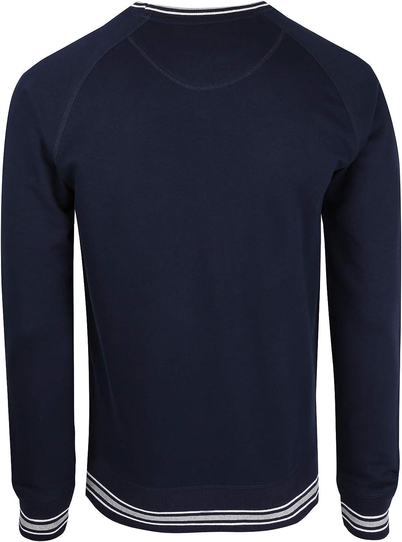 Putney Bridge Herren Chadwick Sweatshirt Blau (French Navy Nvy)