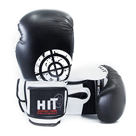 look for shoes for cheap buying now Amazon.com: HIT Sparring Boxing Gloves Black 16oz is an ...