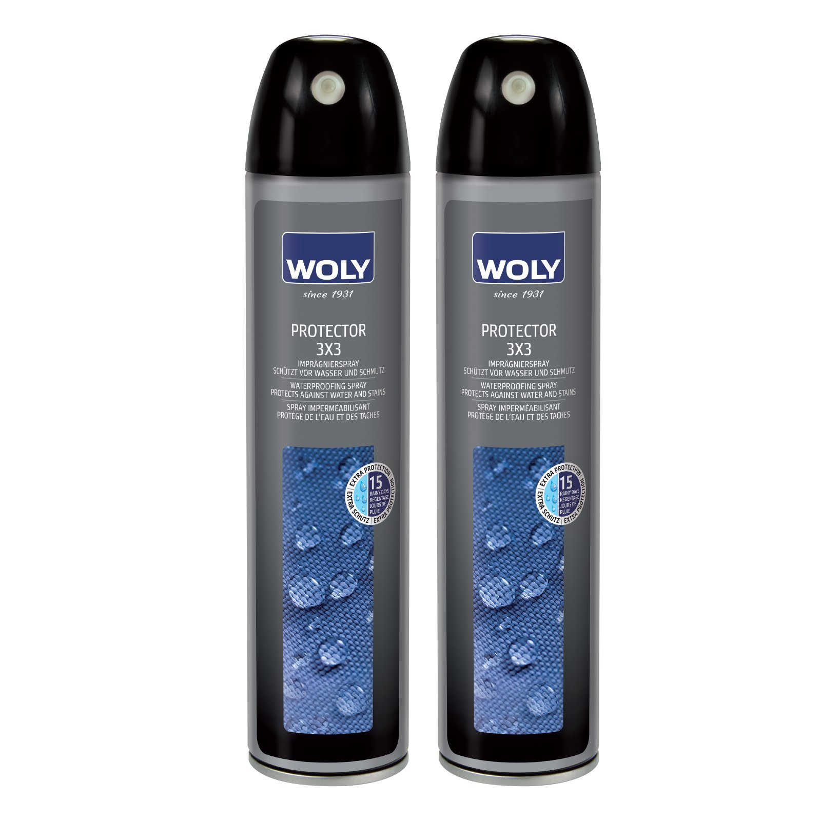 Woly Unisex-Adult Woly Waterstop Shoe Treatments /& Polishes