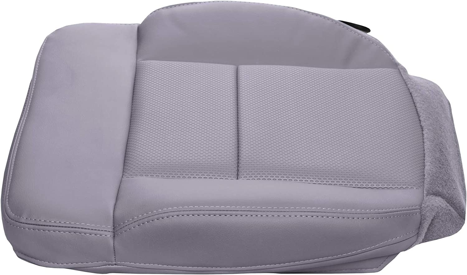 2004 To 2008 Ford F-150 XL FX4  Driver Bottom Seat  Cover Gray Vinyl XLT STX