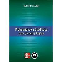 Probabilidade e Estatística para Ciências Exatas