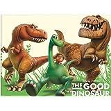 The Good Nappe en plastique Dinosaure, 1,8m x 1,2m