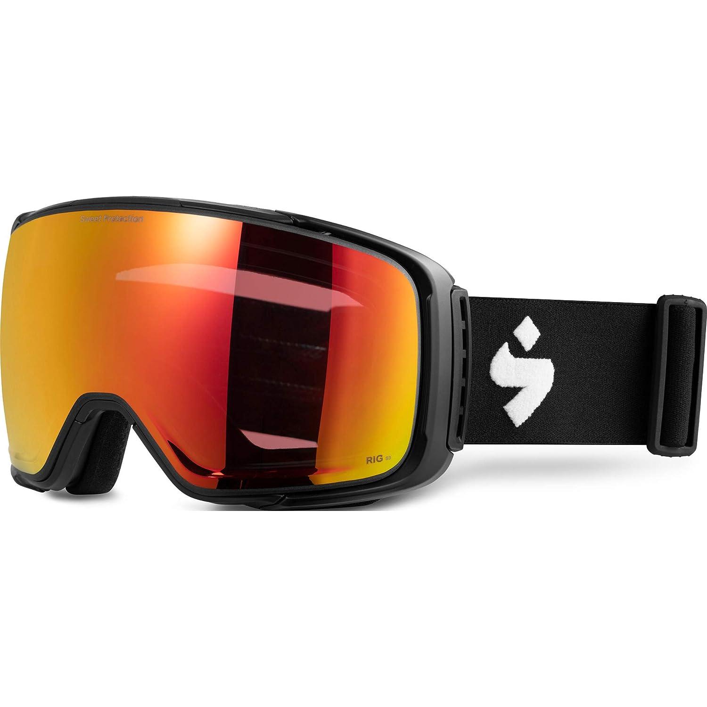 RIG Topaz MTEL Sweet Protection Unisex – Erwachsene Interstellar Rig Goggles