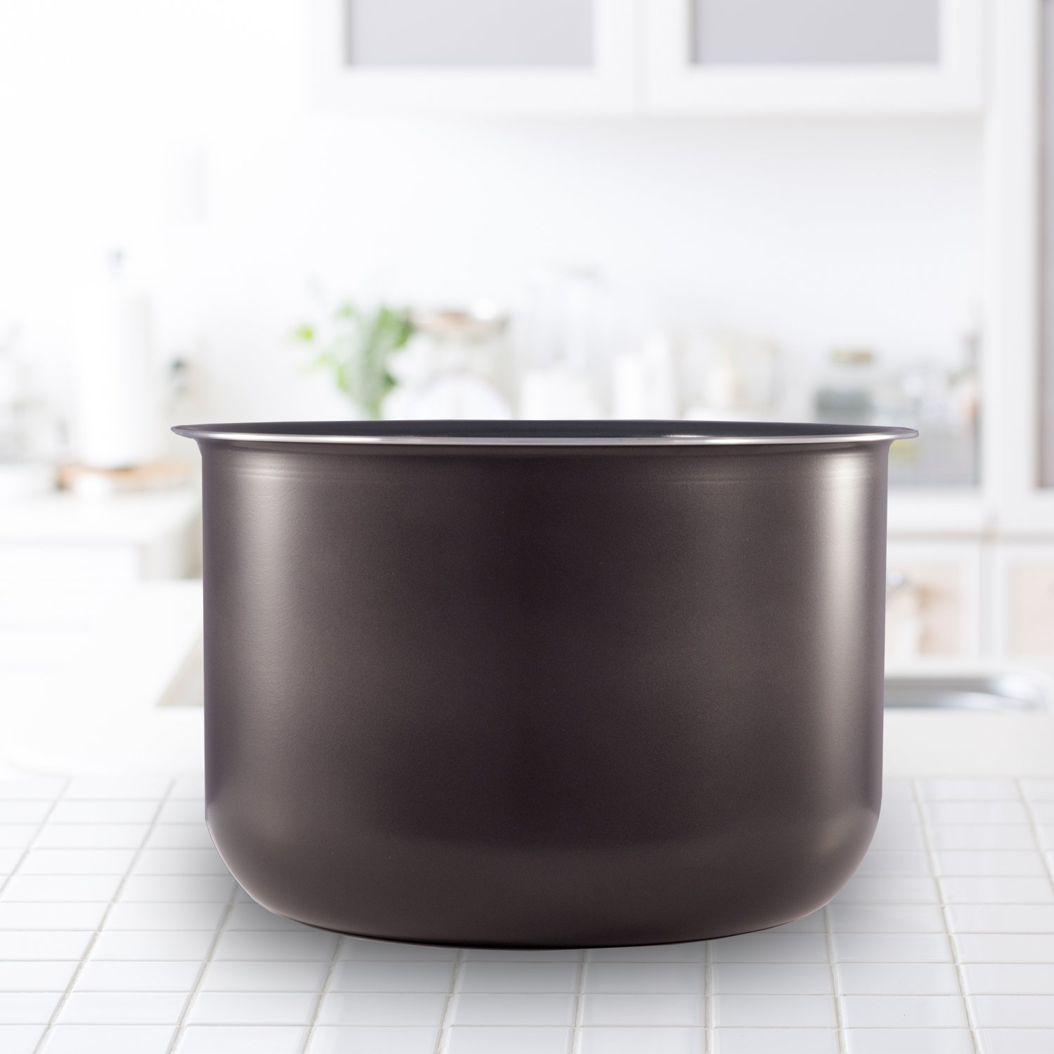 Ceramic Non-Stick Interior Coated Inner Cooking Pot