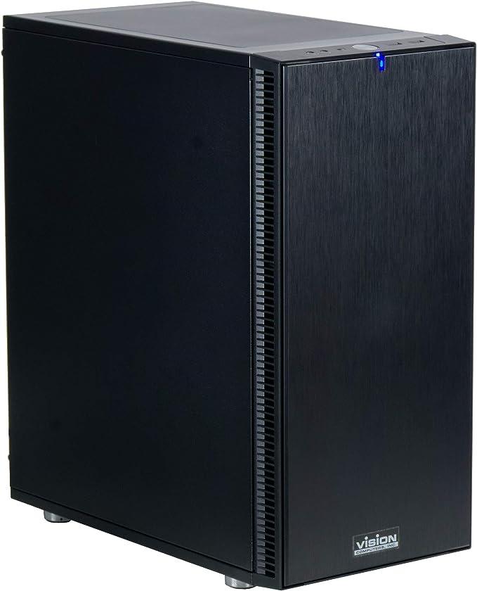 Amazon.com: Vision Computers - AMD Workstation - Ryzen 9 3950X, Quadro RTX4000, 64GB RAM, 1TB M.2 NVMe SSD + 1TB 7200rpm HDD, 3.5GHz (4.7GHz Max Turbo) 16-core Processor, Windows 10 Pro 64bit: Computers & Accessories
