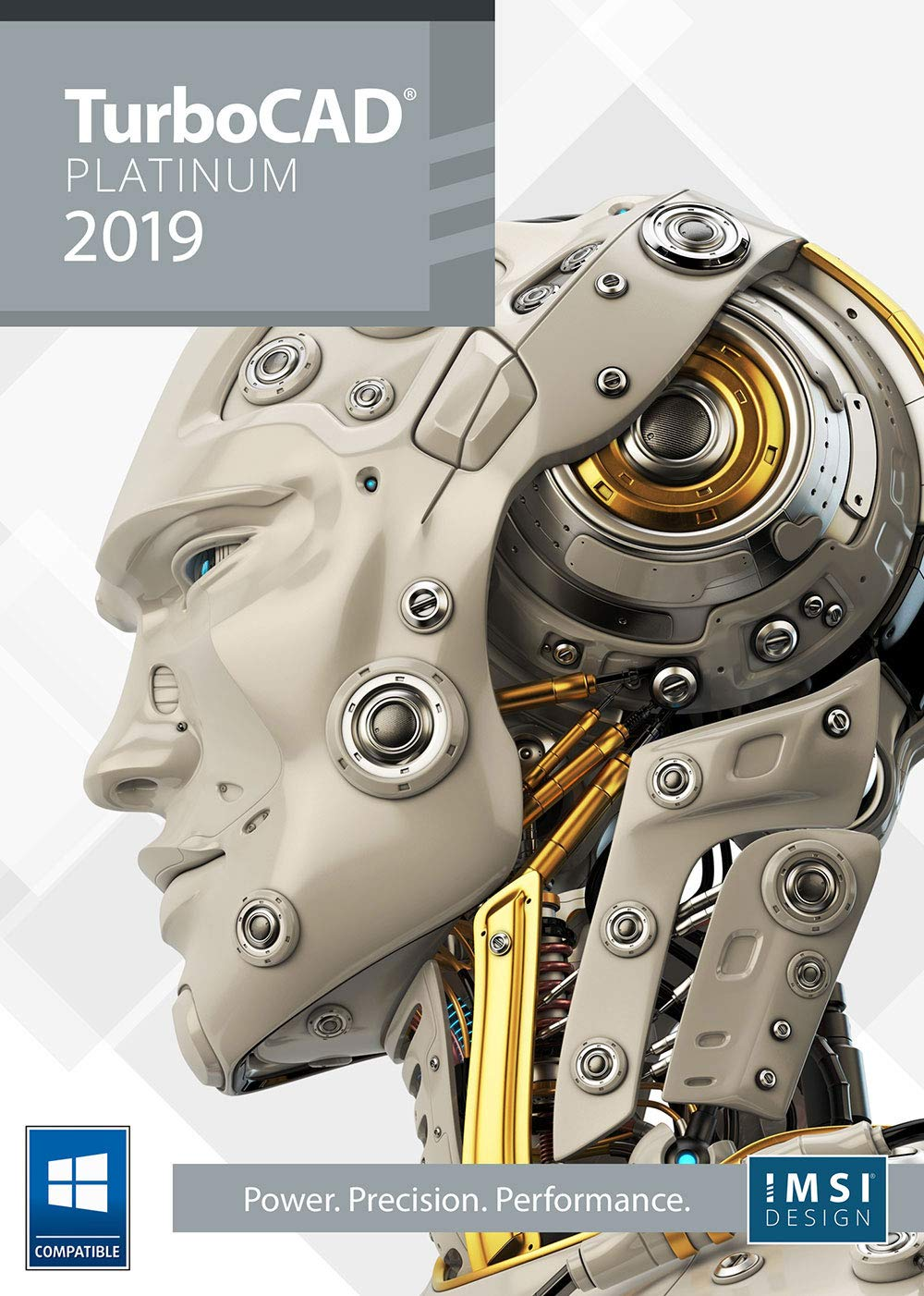 TurboCAD 2019 Platinum [PC Download] by IMSI Design, LLC.