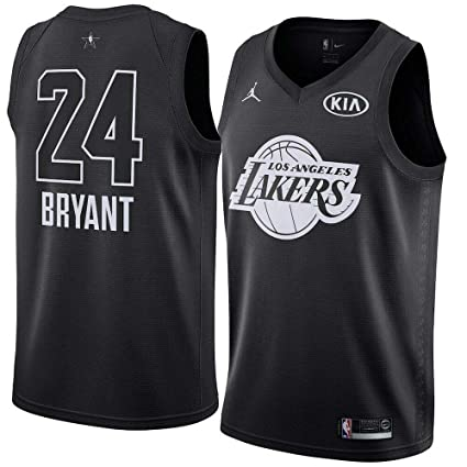 big sale 65669 a5df9 NWT Men's Los Angeles Lakers Kobe Bryant Jordan Brand Black ...