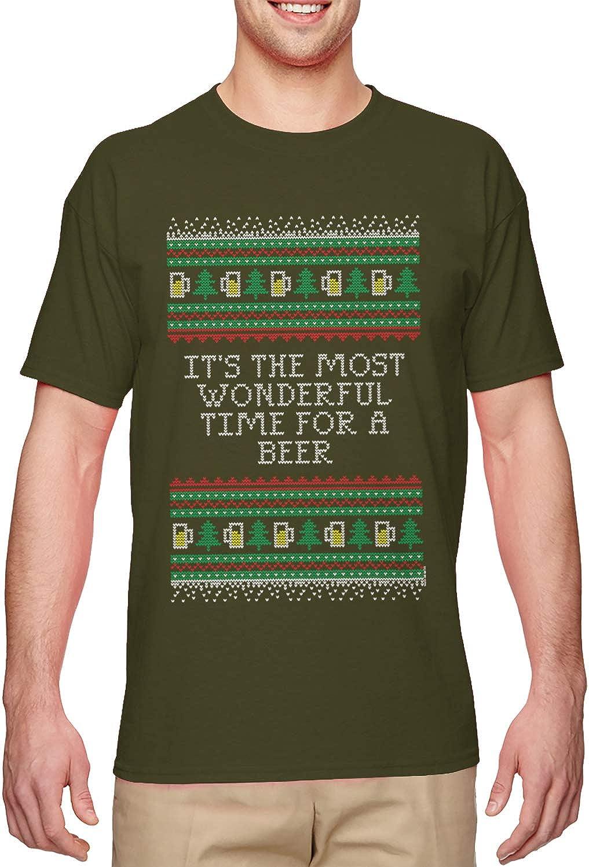 It'S die am meisten Wonderful Zeit für ein Beer - Men'S T-Shirt