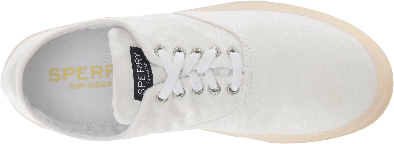 Sperry Women's Captains CVO Drink Sneaker White