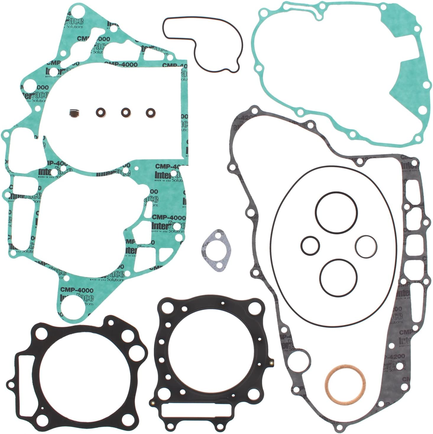 Vertex-Winderosa 808945 Complete Gasket Kit