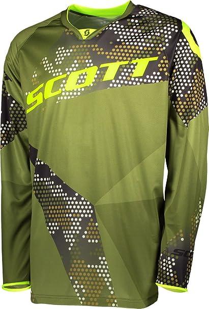 Heyberry Motocross MTB MX Handschuhe schwarz gr/ün Gr L
