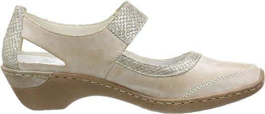 Rieker 48398 43, Mary Jane Femme: : Chaussures et Sacs