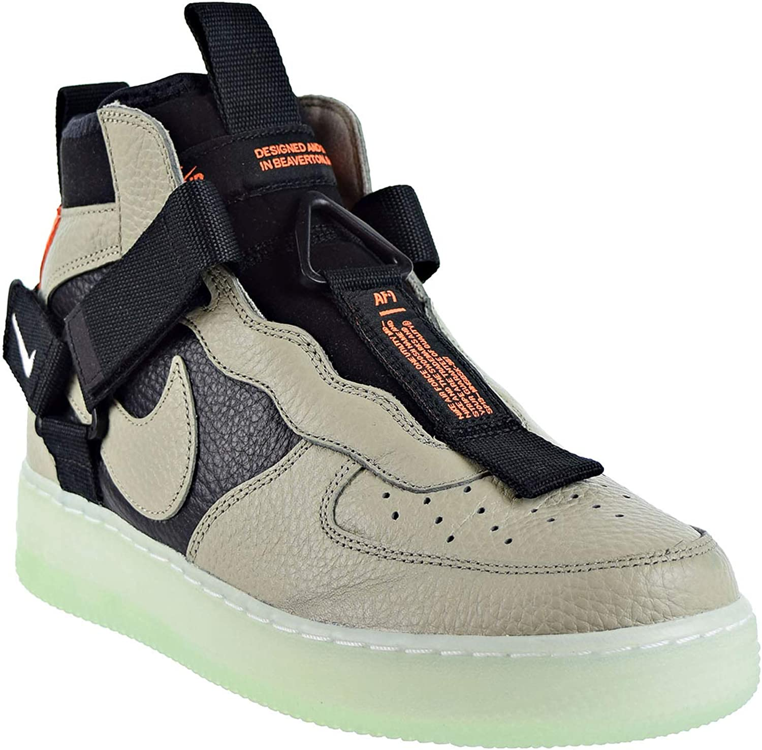 Nike Air Force 1 Utility Mid, Chaussures de Basketball Homme