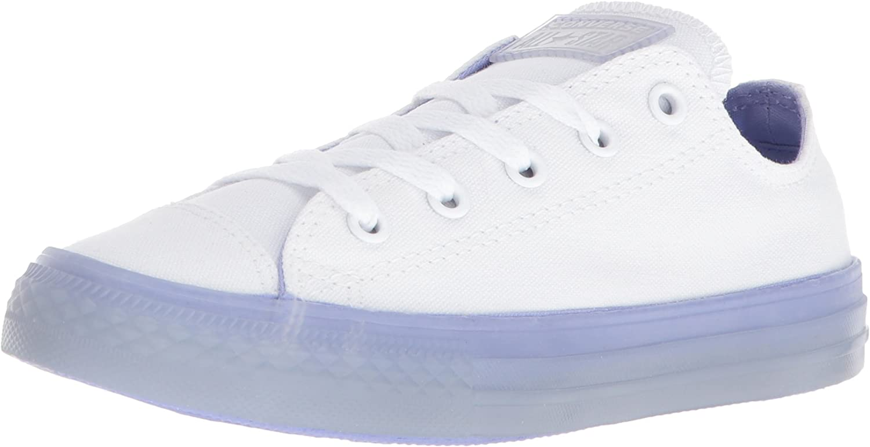 Converse Unisex-Child Chuck Taylor All Mi Memphis Max 59% OFF Mall Color Star Translucent