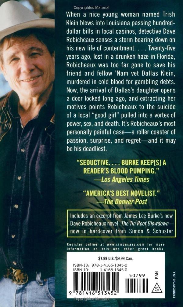 Pegasus Descending: A Dave Robicheaux Novel: James Lee Burke:  9781416513452: Amazon.com: Books