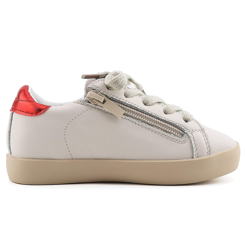 Bakkotie Toddler Baby Boys Girls Fashion White Sparkly Glitter Leather Retro Star Sneakers Shoes