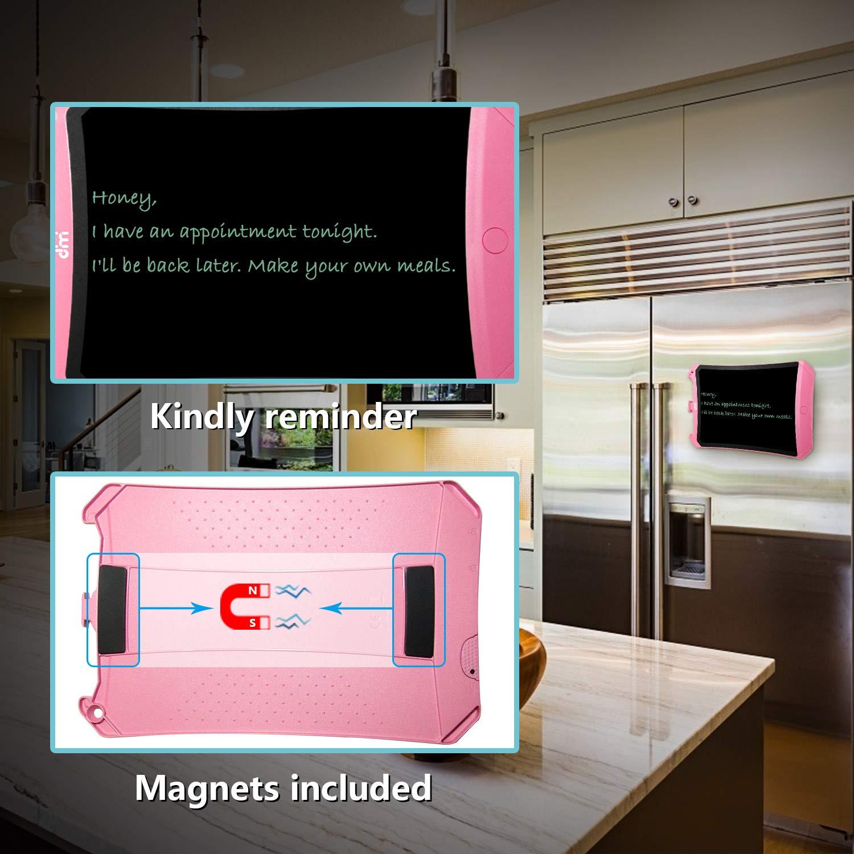 Amazon.com: Mesa de escritura con pantalla LCD de 8,5 ...