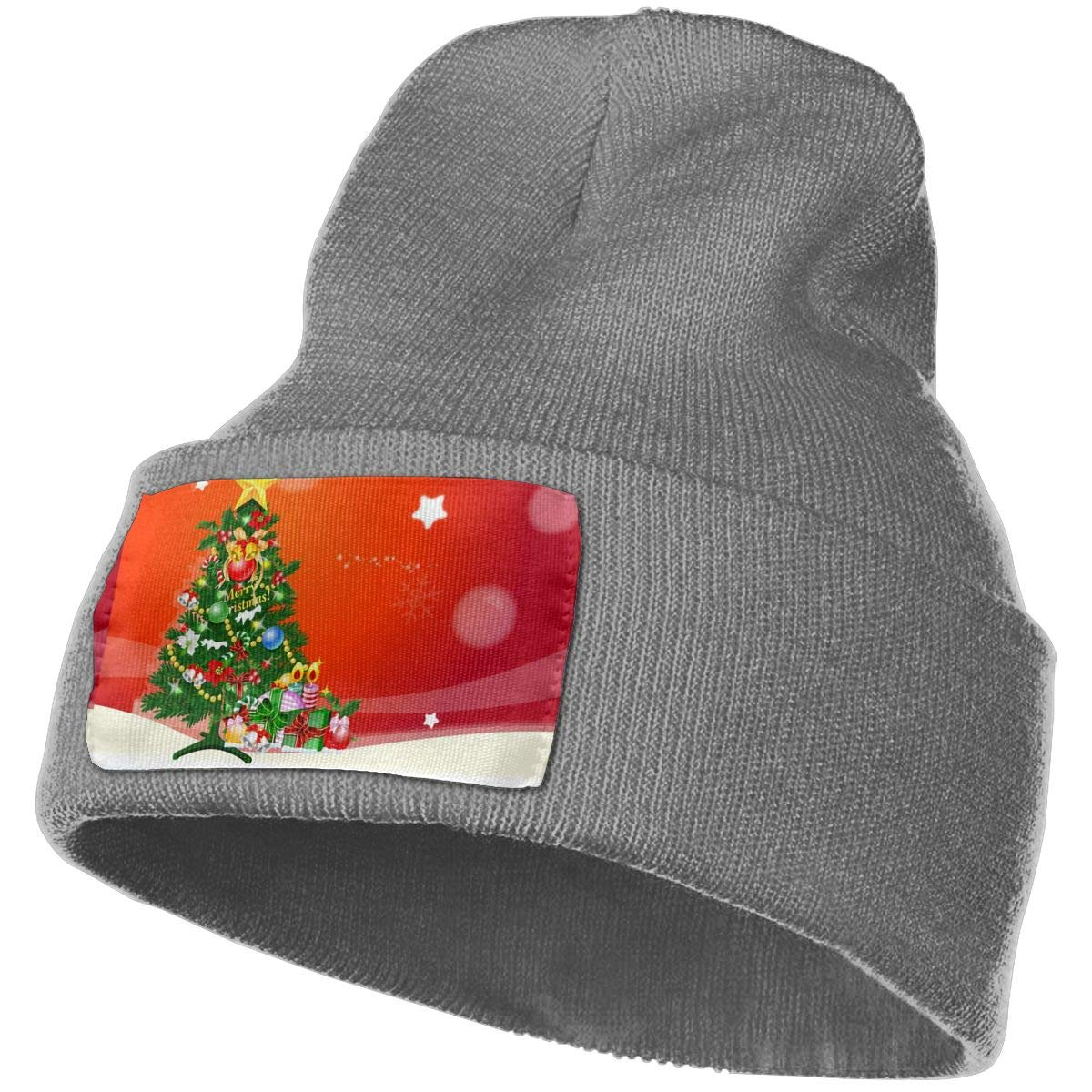 Christmas Mens Womens Stylish Serious Style Beanie Hat Slouchy Ski Hats
