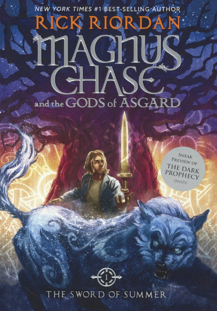 The Sword Of Summer (Turtleback School & Library Binding Edition) (Magnus Chase and the Gods of Asgard)