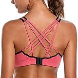 4d26c5c784 ATTRACO Women s Full Figure Unlined Bras Wire-Free Bralette Minimizer