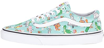 a71c6ff367 Vans Old Skool Toy Story Andy s Toys Womens Trainers-7  Amazon.co.uk ...
